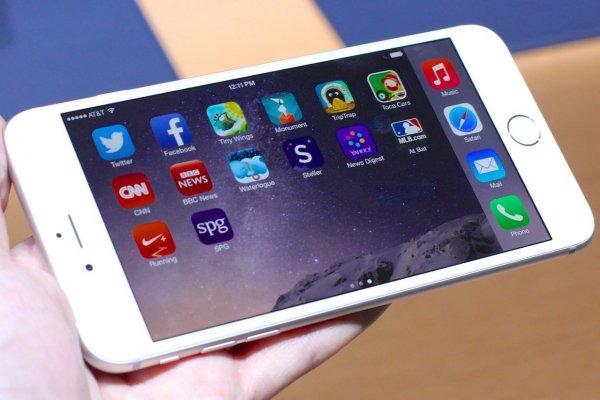 Apple техник нуқсонларга эга iPhone 6 Plus смартфонларини ортга қайтарди