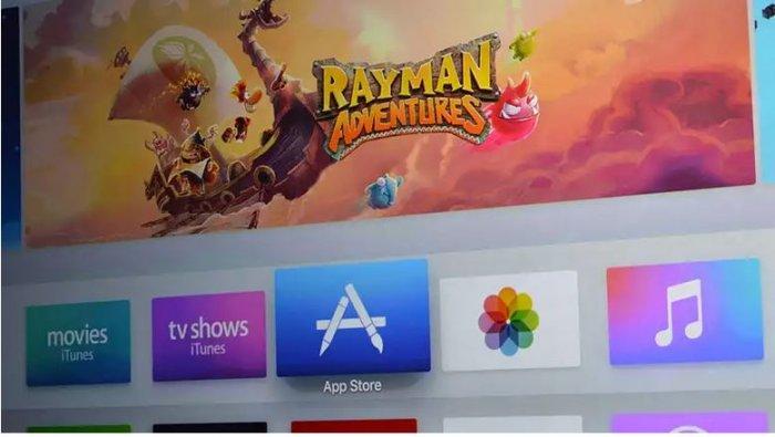 Apple TV App Store ва Apple Music сервислари билан ишлай олади