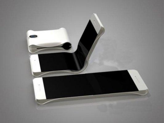 Samsung`нинг дунёдаги биринчи эгилувчи экранли смартфони январда ишлаб чиқарилиши мумкин