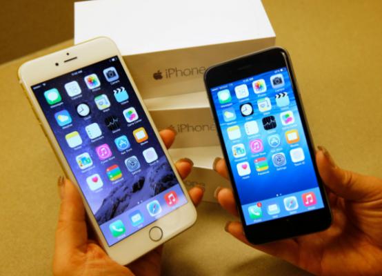 Toshkent smartfon bozorida iPhone 6S sotilmoqda