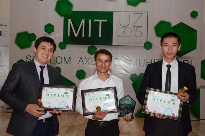 MIT.uz - Milliy internet tanlovining g'oliblar nomi e'lon qilindi