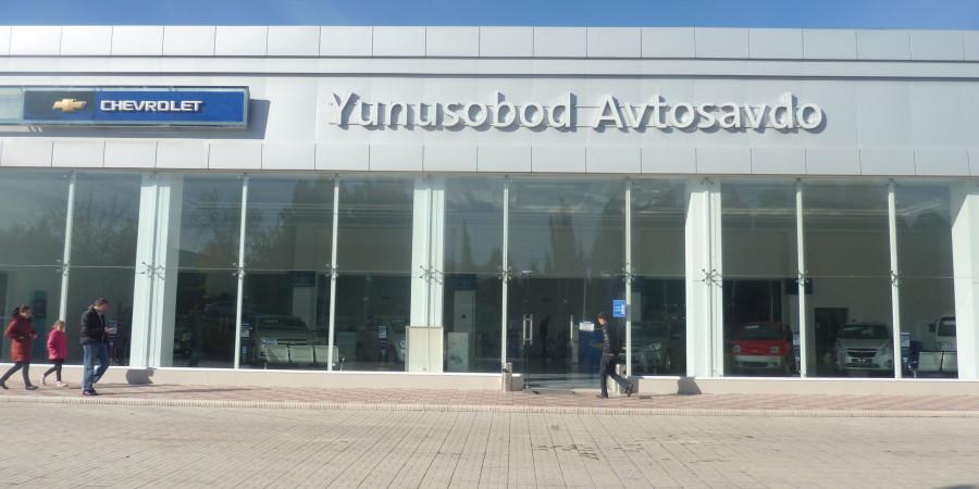 Yunusobod-Avtosavdo avtosalonidagi narx-navo e'lon qilindi