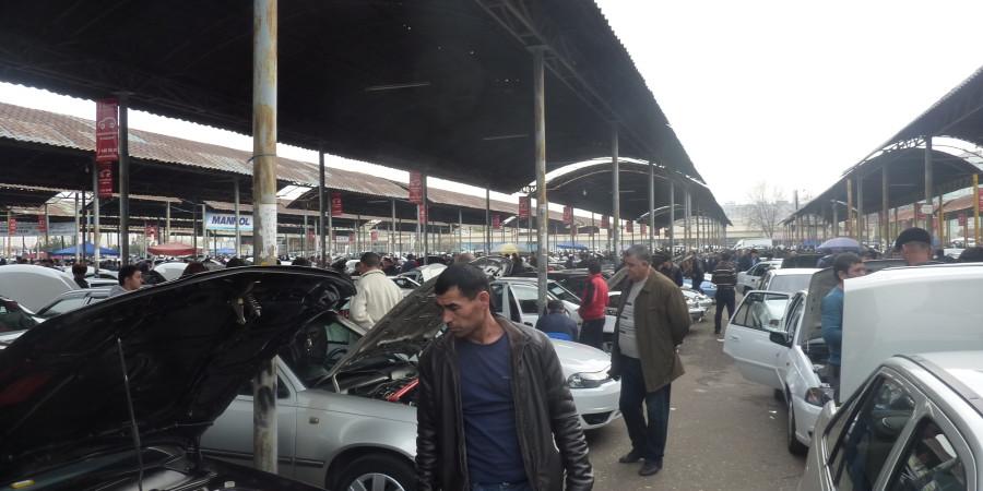 Сирғали автомобиль бозоридаги нархлар (2015 йил 27 декабрь)
