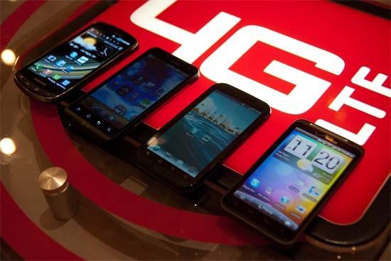 LTE-смартфонларнинг дунё бозорида Apple етакчилик қилди