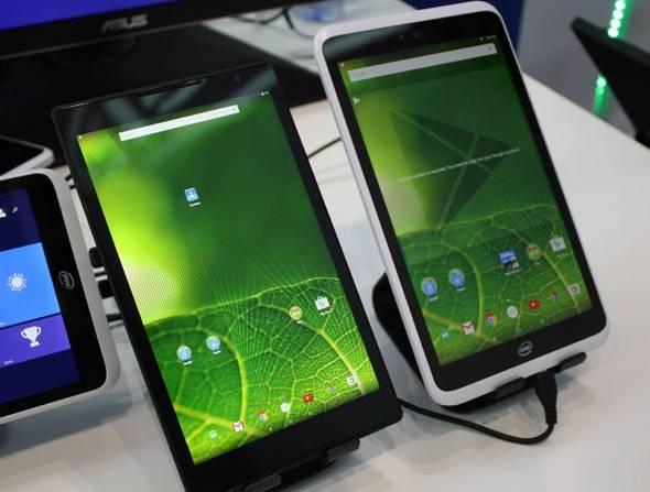 Lenovo kompaniyasi Intel Atom x5 protsessoriga ega Android-planshet tayyorlamoqda
