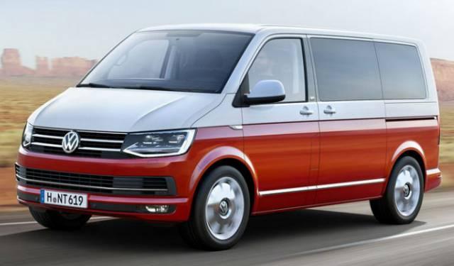 Volkswagen янги Transporter моделини намойиш этди