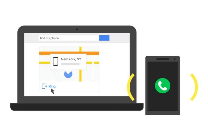Энди йўқолган телефонни Google орқали топиш мумкин бўлди