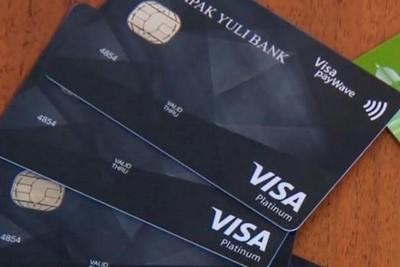 """Ипак йўли"" банки Visa Platinum Paywave алоқасиз карталарини чиқара бошлади"