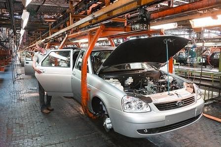 «AvtoVAZ» 2015 yilda taxminan 5 mingta Lada Vesta avtomobilini ishlab chiqarmoqchi