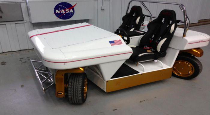 NASA келажак автомобилини яратди