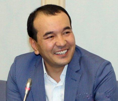 Хонанда Озодбек Назарбеков бобо бўлди