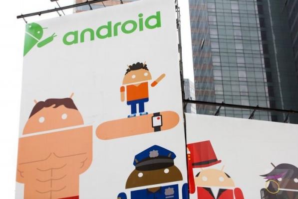 Google янгича Android тизимини ишлаб чиқмоқда