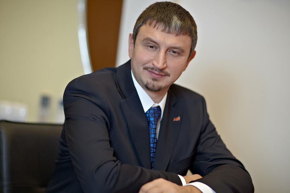 UMS бош директори Дмитрий Нагорный билан интервью
