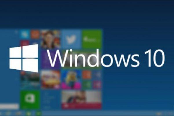 Windows 10 операцион тизими 10та вариантда тақдим қилинади