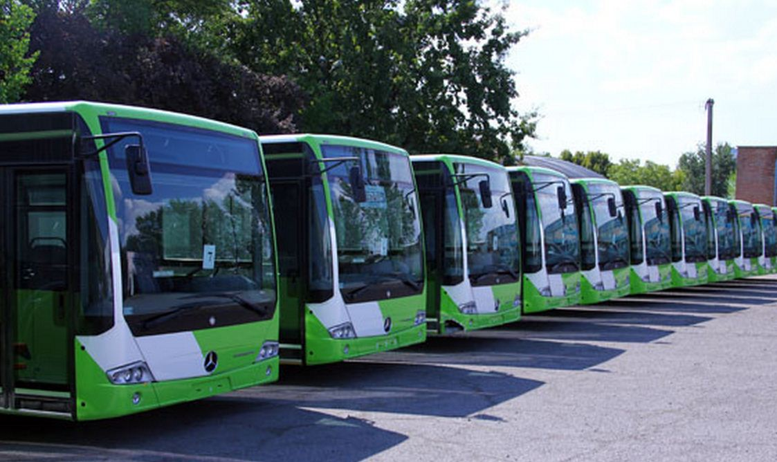 1000 дан ортиқ шаҳар рейс автобуслари Beeline SIM-картали  GPS-трекерлар билан таъминланди