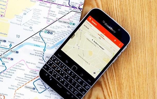 BlackBerry компанияси Android операцион тизимидаги илк смартфонини тайёрлайди