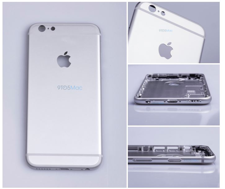 Интернетда iPhone 6S смартфонининг суратлари чоп этилди