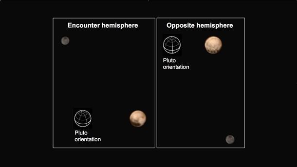 Плутон сайёрасининг қора доғли янги суратлари олимларни ўйлантириб қўйди