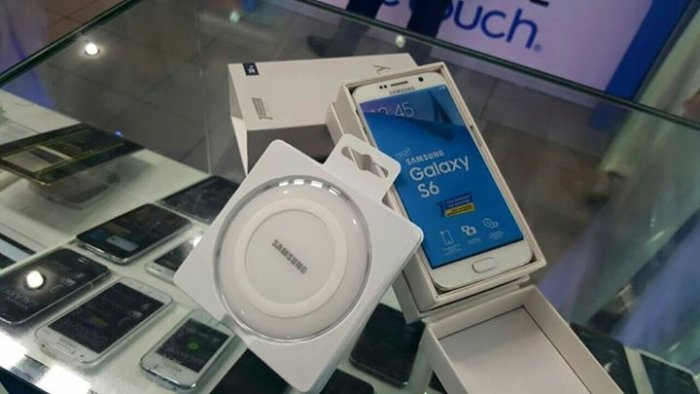 Тошкент бозорларида Samsung Galaxy S6нинг нархи тушди