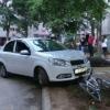 IIBB Yunusoboddagi YTH yuzasidan: Gaz va tormoz pedallarini adashtirib yuborgan