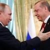 "Путин Эрдўғанга таъриф берди: ""Сўзида турадиган эркак"""