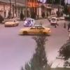 Самарқандда «Дамас» автомашинаси ўқувчи қизни уриб юборди (видео)