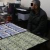 Қалбаки сўм ва долларлар ясаган шахс қўлга олинди