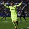 "Ла Лига. ""Барселона"" ""Леванте""га жавобсиз 5та гол урди. Месси барча голда иштирок этди"