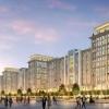 Toshkent markazida qurilayotgan «Mirabad Avenue» kompleksida katta yong'in kelib chiqdi (video)