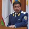 Бош прокурор Отабек Муродовнинг отаси вафот этди