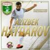 """Rasman! Azizbek Haydarov - """"Lokomotiv"""" futbolchisi"""