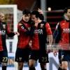 """""""Jenao"""" o'z maydonida chempionat peshqadami """"Milan"""" bilan durang o'ynadi (video)"""
