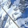 Швейцарияда дунёдаги энг қўрқинчли кўприк очилди