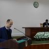Сессияда суд раисининг ахбороти тингланди