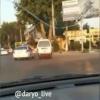Toshkentda Damas haydovchisi xuddi GTA videoo'yinida kabi YPX xodimlaridan qochdi (video)