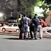 Samarqandda «GAI» xodimlari va fuqarolar mushtlashib ketishdi (video)