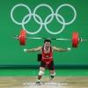 Оғир атлетика: Достон Ёқубов кумуш медали соҳиби