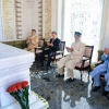 Президент Самарқандда Ислом Каримов қабрини зиёрат қилди