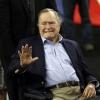 АҚШ собиқ президенти катта Жорж Буш шифохонадан уйига қайтди