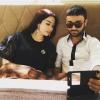 Актриса Асал Шодиева Instagram'га турмуш ўртоғи билан тушган янги селфисини жойлаштирди