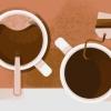 Кофеин нимада кўпроқ: қаҳвадами ёки чойда?