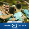 Евро-2016. Бельгия Швецияни мағлуб этди