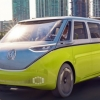 Volkswagen моделлар қаторида янги минивэн пайдо бўлади