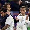 Лопетеги «Реал» футболчилари билан хайрлашди