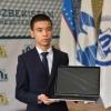Jahon chempionini yenggan Shamsiddin Vohidov «MacBook Pro» bilan taqdirlandi