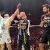 Mahmud Muradov sobiq UFC jangchisini bir raundda nokautga uchratdi