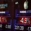«Apple» kompaniyasi bir kunda 22,6 milliard dollar yo'qotdi