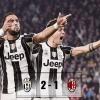 «Ювентус» сўнгги дақиқаларда пенальтидан киритилган гол эвазига «Милан»ни мағлуб этди