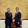 Корея Республикаси Президентининг Ўзбекистонга давлат ташрифи санаси маълум қилинди