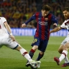 «Барселона» ўз майдонида «Бавария»ни 3:0 ҳисобида мағлубиятга учратди